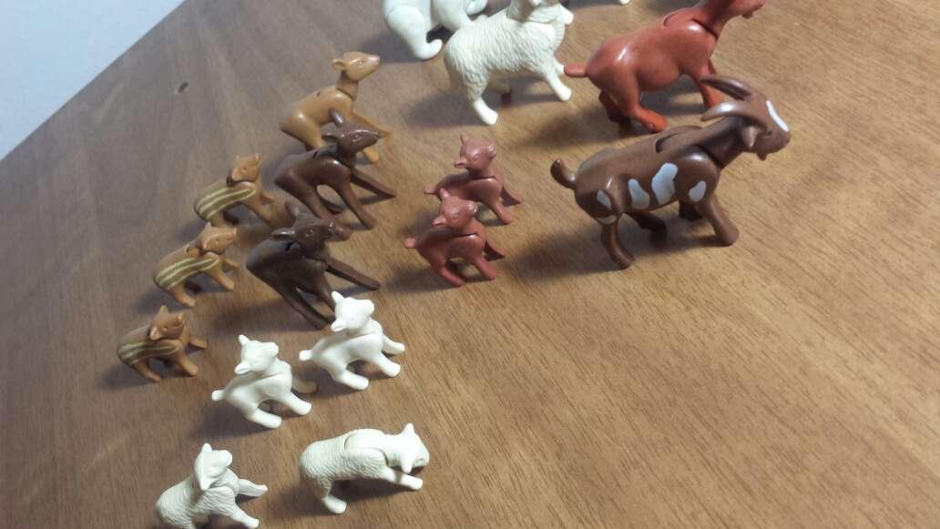 Imagen producto Animales granja playmobil  3