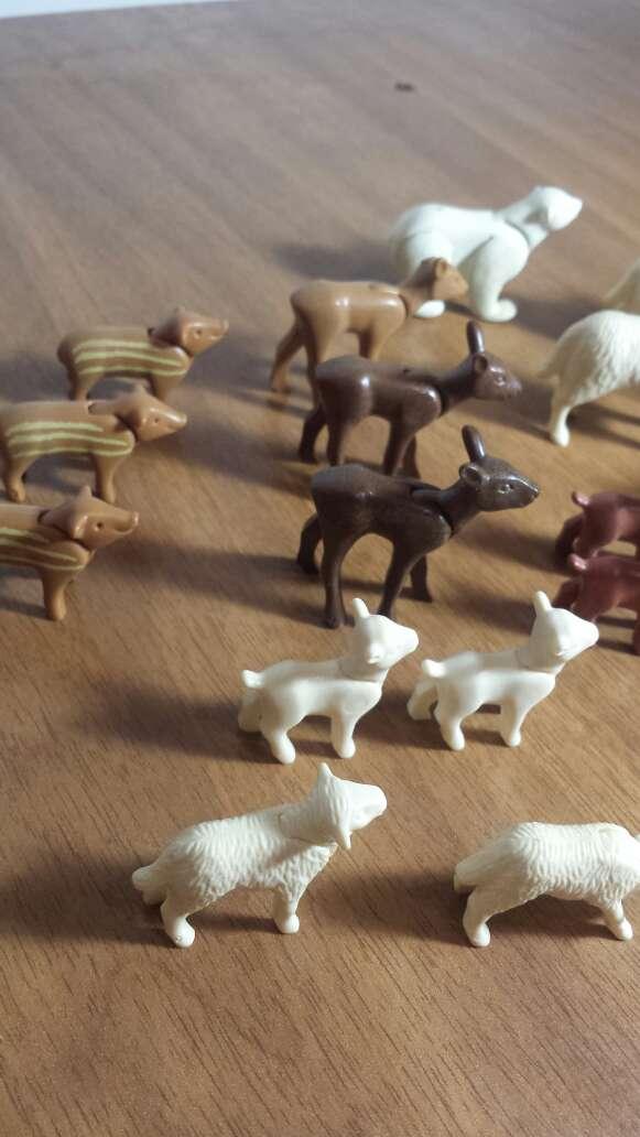 Imagen producto Animales granja playmobil  2