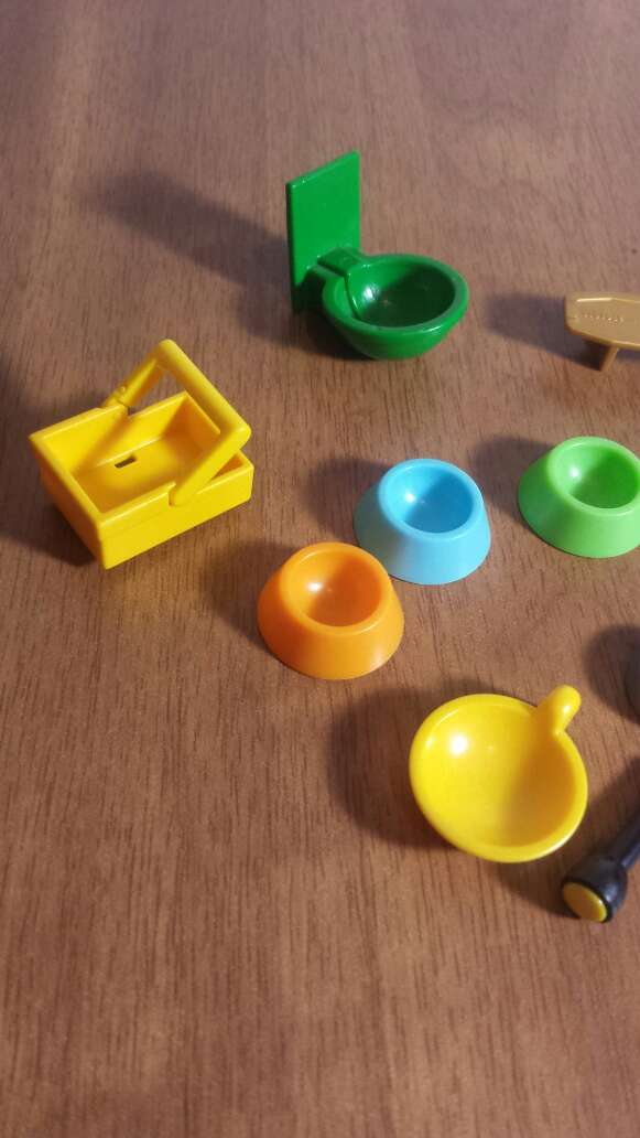 Imagen producto Piezas brazos playmobil  6