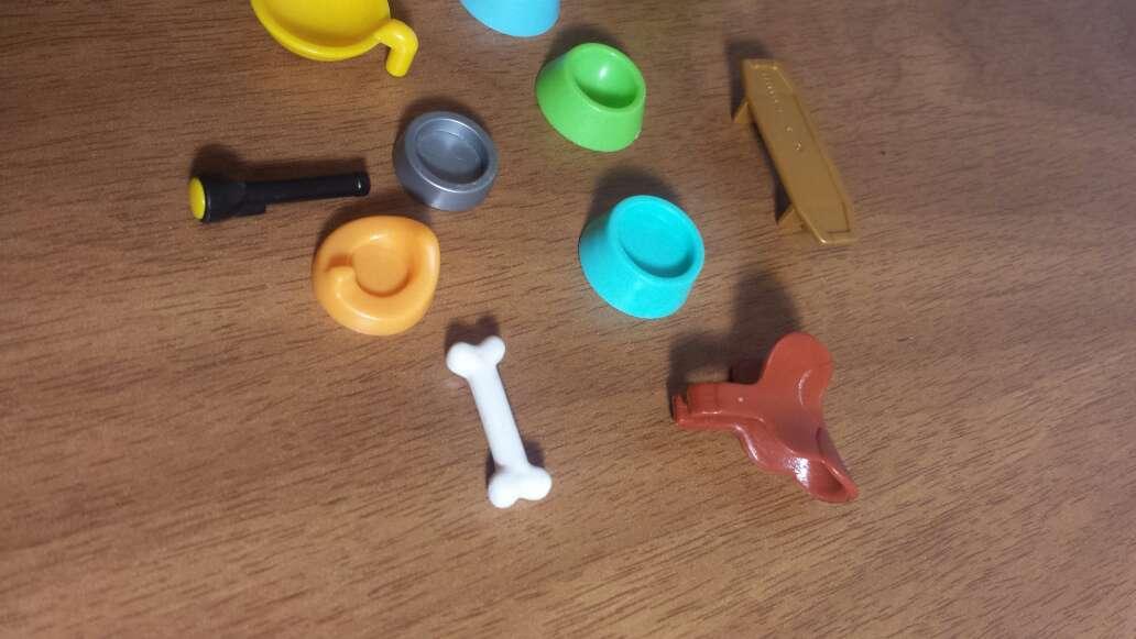 Imagen producto Piezas brazos playmobil  4