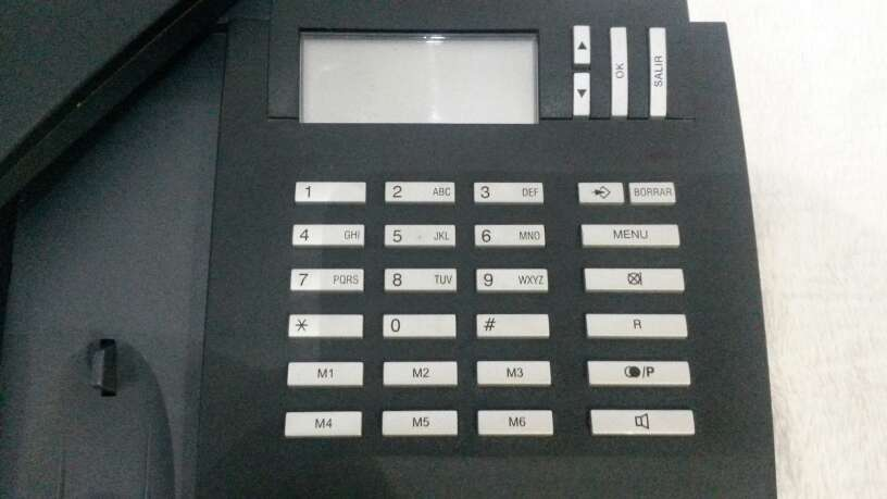 Imagen producto Teléfono de mesa Spiker TP128A 2