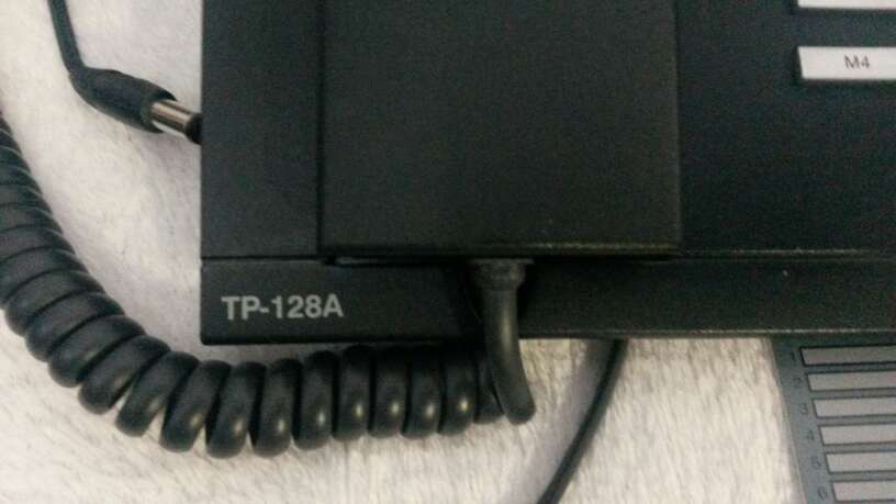 Imagen producto Teléfono de mesa Spiker TP128A 5