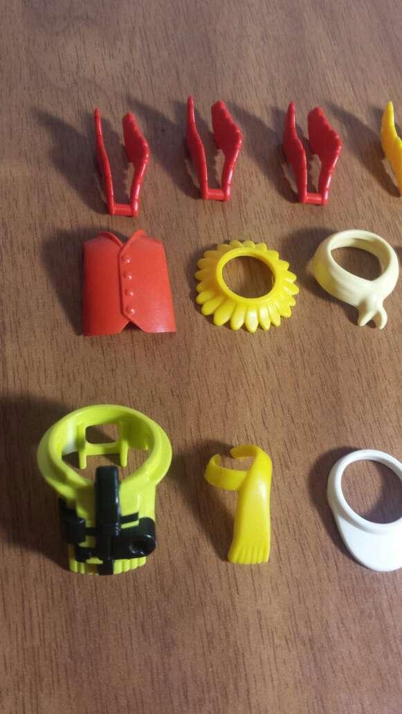 Imagen producto Barbas y aparatos playmobil  4