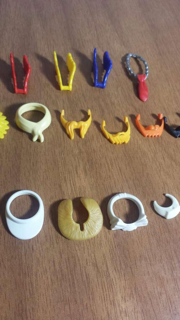Imagen producto Barbas y aparatos playmobil  3