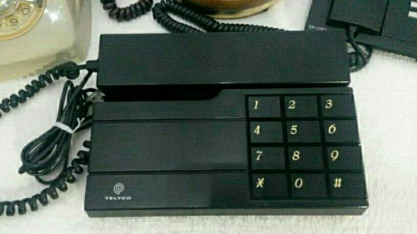 Imagen producto Teléfono de mesa Telyco modelo t 1500 d 4