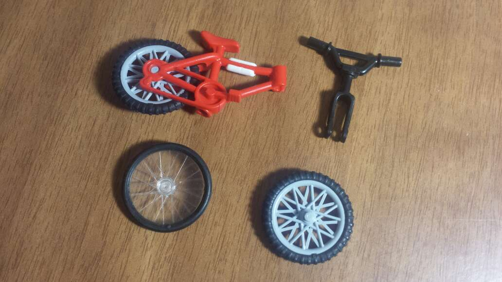 Imagen producto Bicis playmobil  1