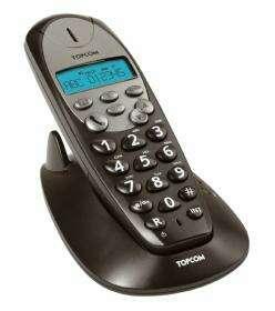 Imagen producto Teléfono inalámbrico Topcom Butler 800 para personas mayores. 5