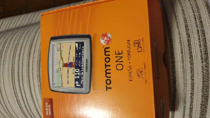 Imagen producto GPS tomtom one 1