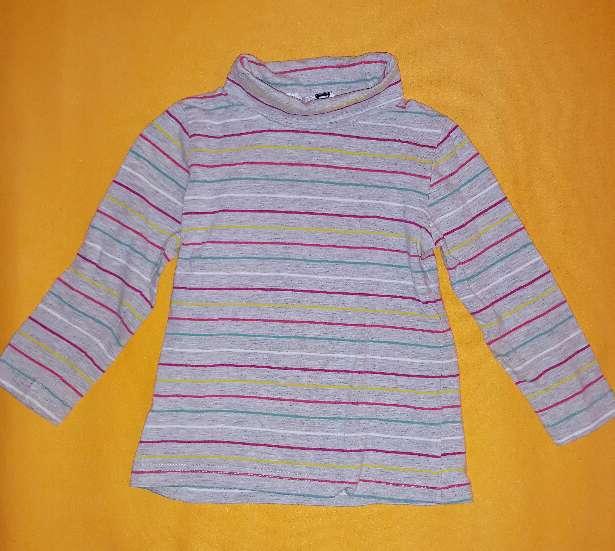 Imagen Camiseta cuello alto H&M, 2-3 años