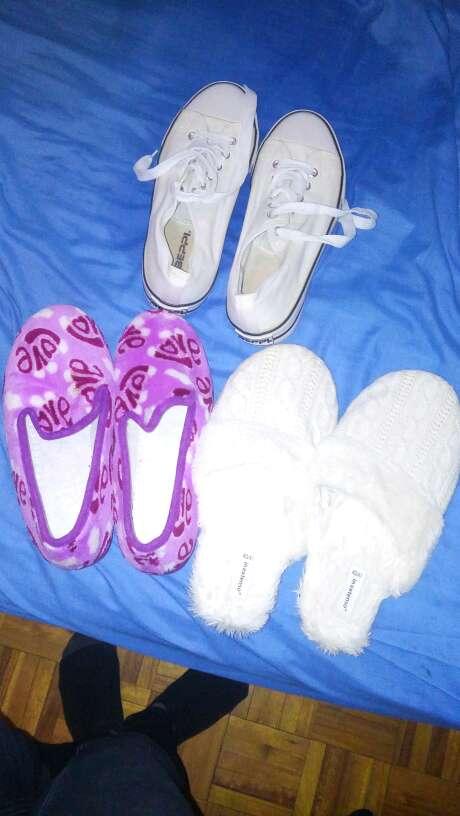Imagen lote de zapatillas