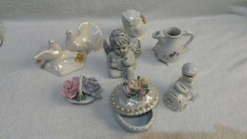 Imagen Lote de figuras porcelana