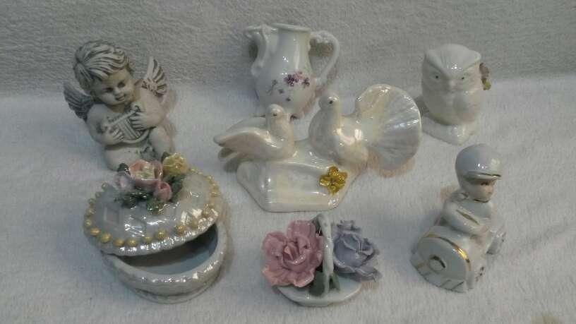 Imagen producto Lote de figuras porcelana 10