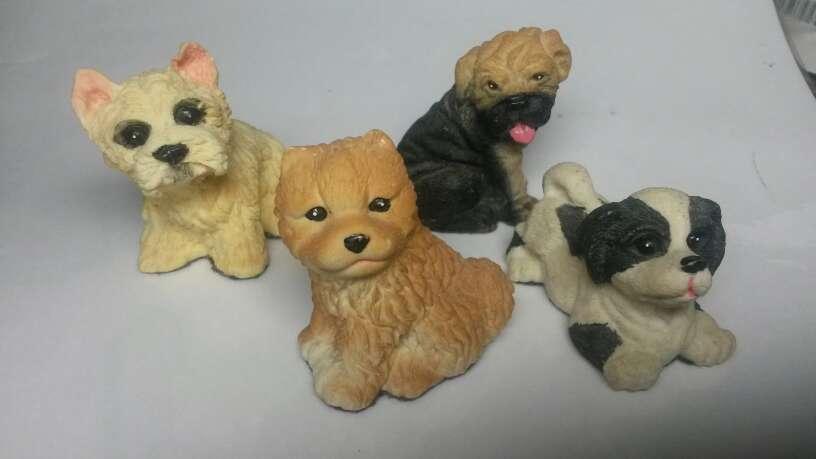 Imagen Lote figuras de perros