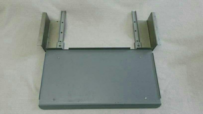 Imagen producto Soporte bandeja teclado ordenador 3