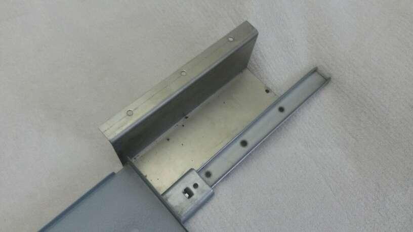 Imagen producto Soporte bandeja teclado ordenador 7