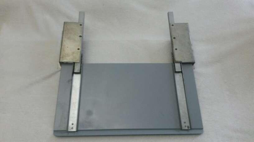Imagen producto Soporte bandeja teclado ordenador 6