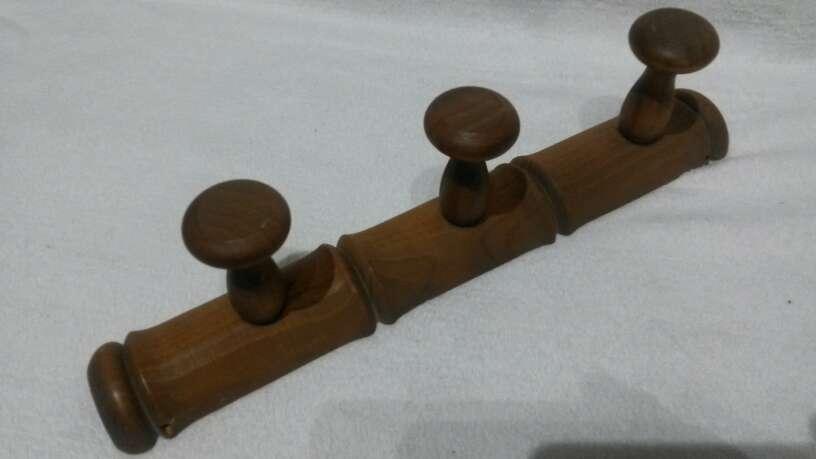 Imagen Perchero de madera