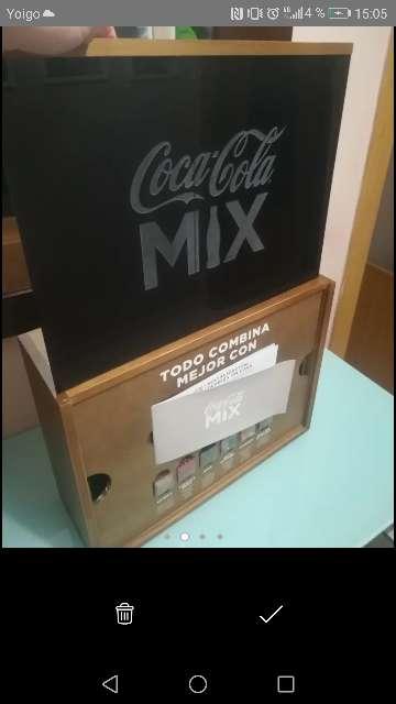Imagen Coca Cola edicion coleccionista. NUEVO A EXTRENAR.