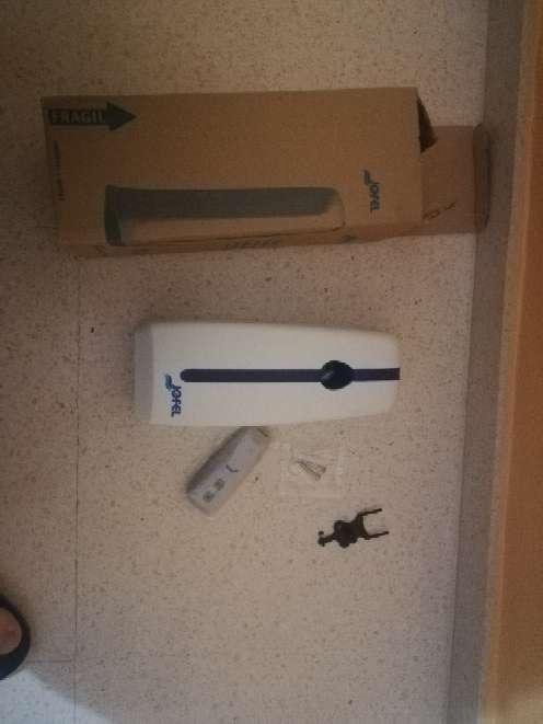Imagen producto Jofel ambientador Nuevo a estrenarCon mando que controla cada vez que quieres que salga el ambientadorSe vende por no utilizarInteresados llamar o enviar wassap 645............570147 2