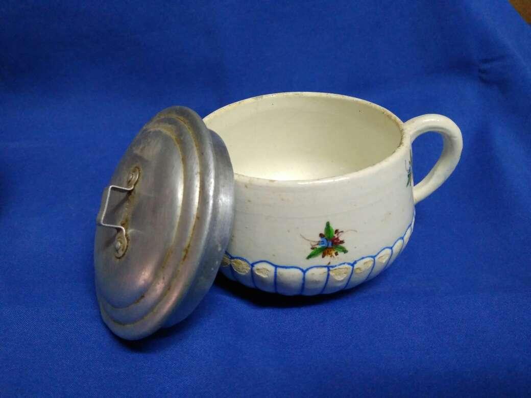 Imagen producto Lote de 2 piezas decoración antiguo 5