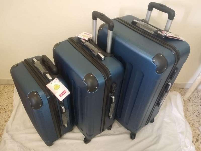 Imagen maletas de viaje
