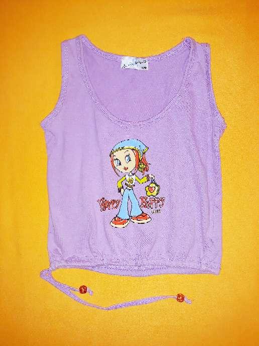 Imagen Camiseta tirantes, 6-7 años