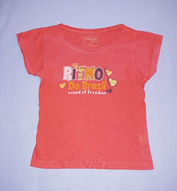 Imagen Camiseta de niña, 4-5 años