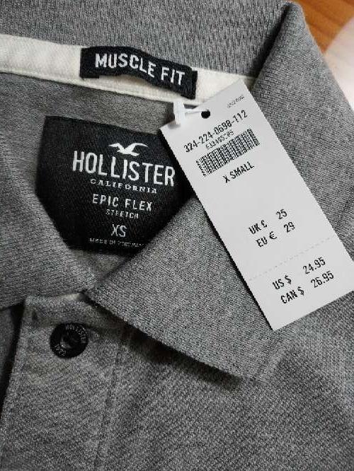 Imagen producto Polo Hollister nuevo 3