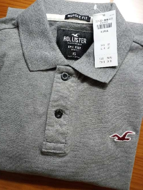 Imagen producto Polo Hollister nuevo 1