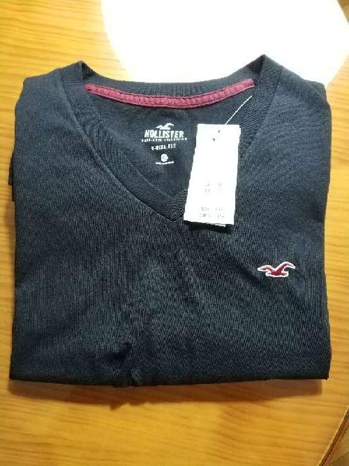 Imagen producto Camisetas Hollister nuevas 5