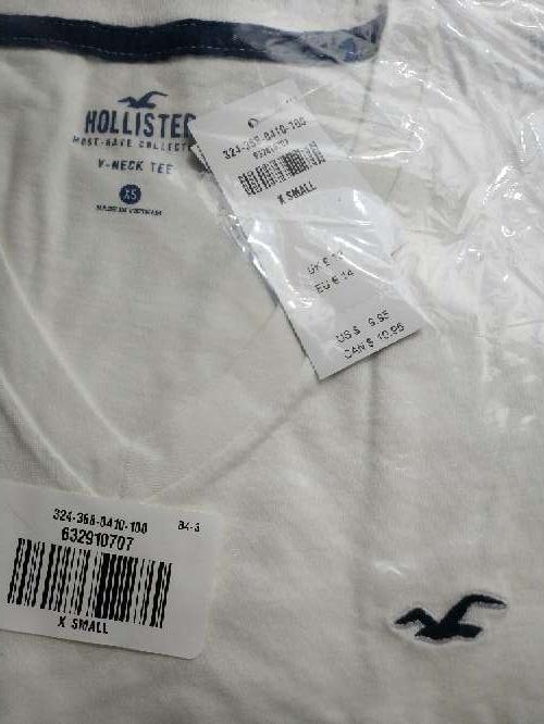 Imagen producto Camisetas Hollister nuevas 6