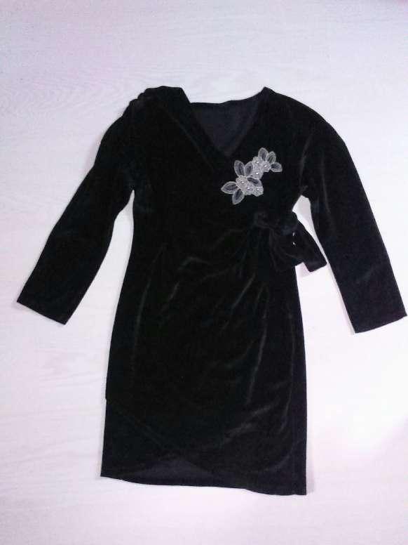 Imagen Vestido de terciopelo, talla M