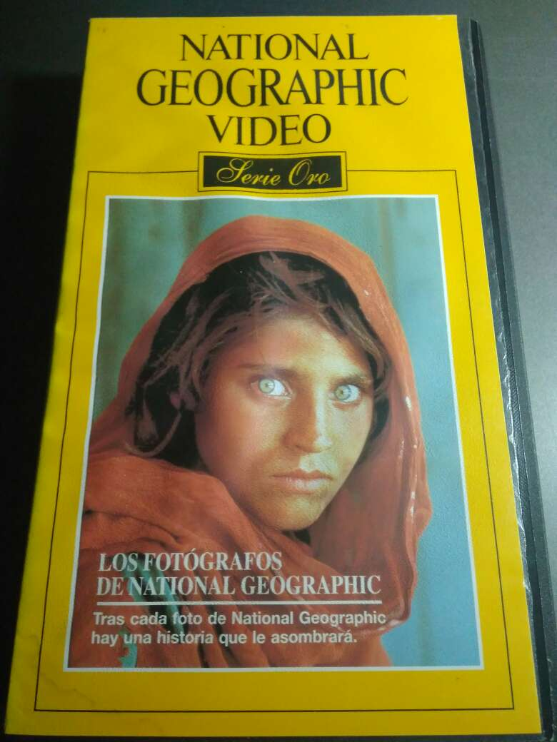 Imagen producto 50 Vídeos VHS National Geographic 3