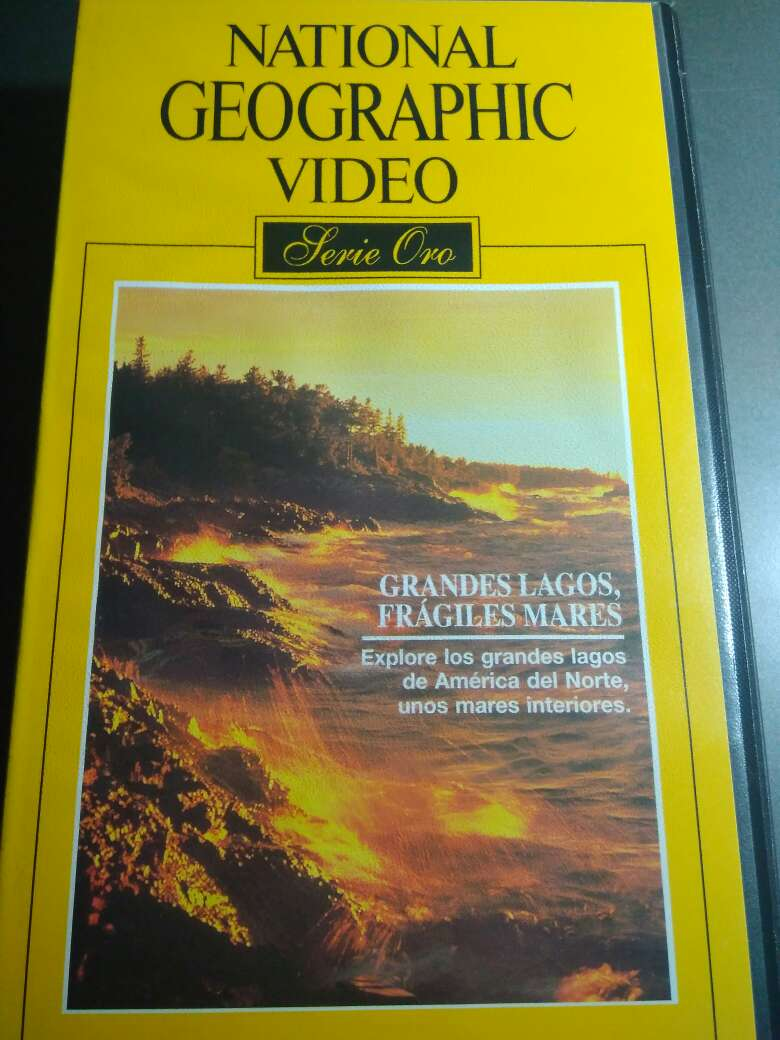 Imagen producto 50 Vídeos VHS National Geographic 4