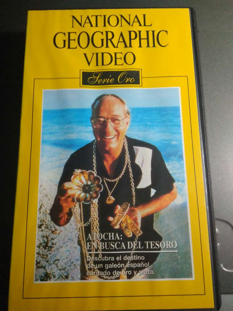 Imagen producto 50 Vídeos VHS National Geographic 9