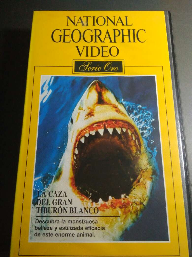 Imagen producto 50 Vídeos VHS National Geographic 8