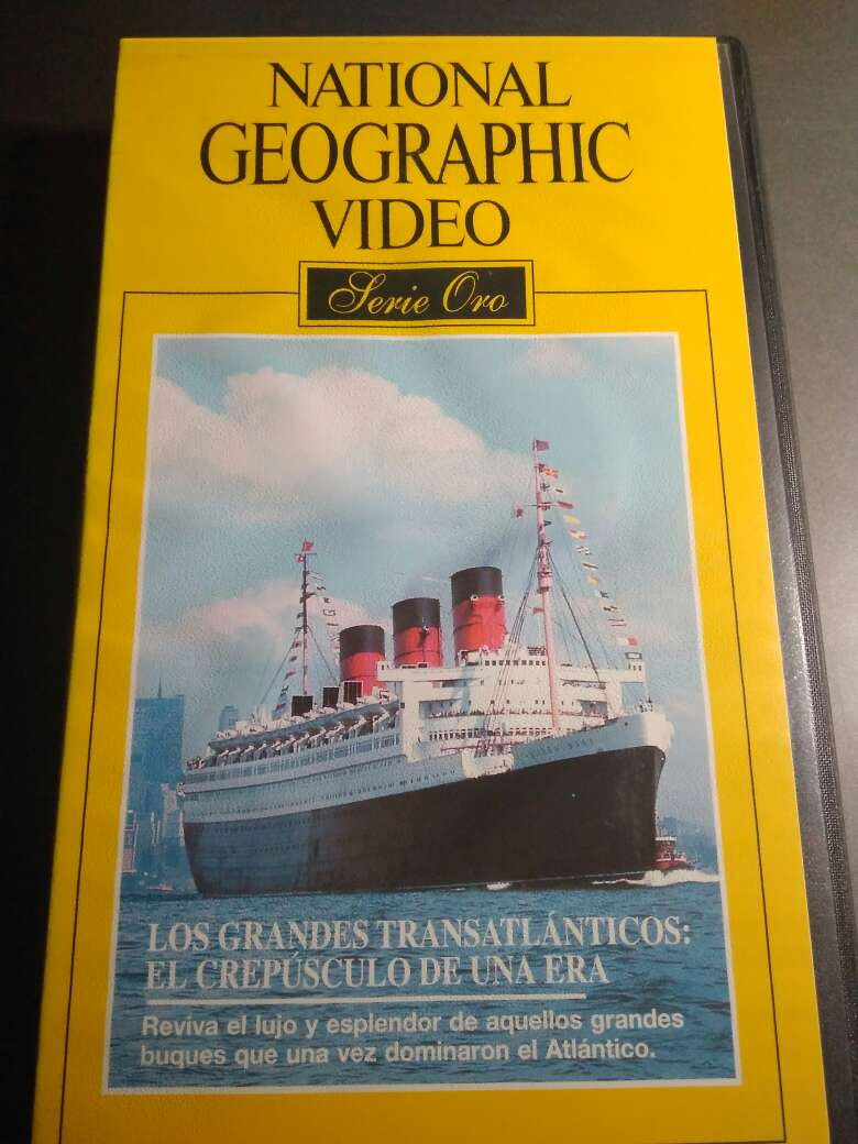 Imagen producto 50 Vídeos VHS National Geographic 7