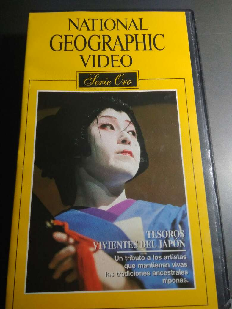 Imagen producto 50 Vídeos VHS National Geographic 6