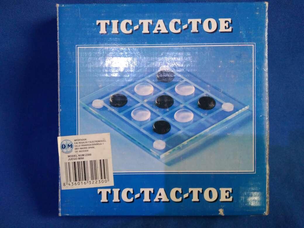 Imagen producto Tic TAC Toe 5