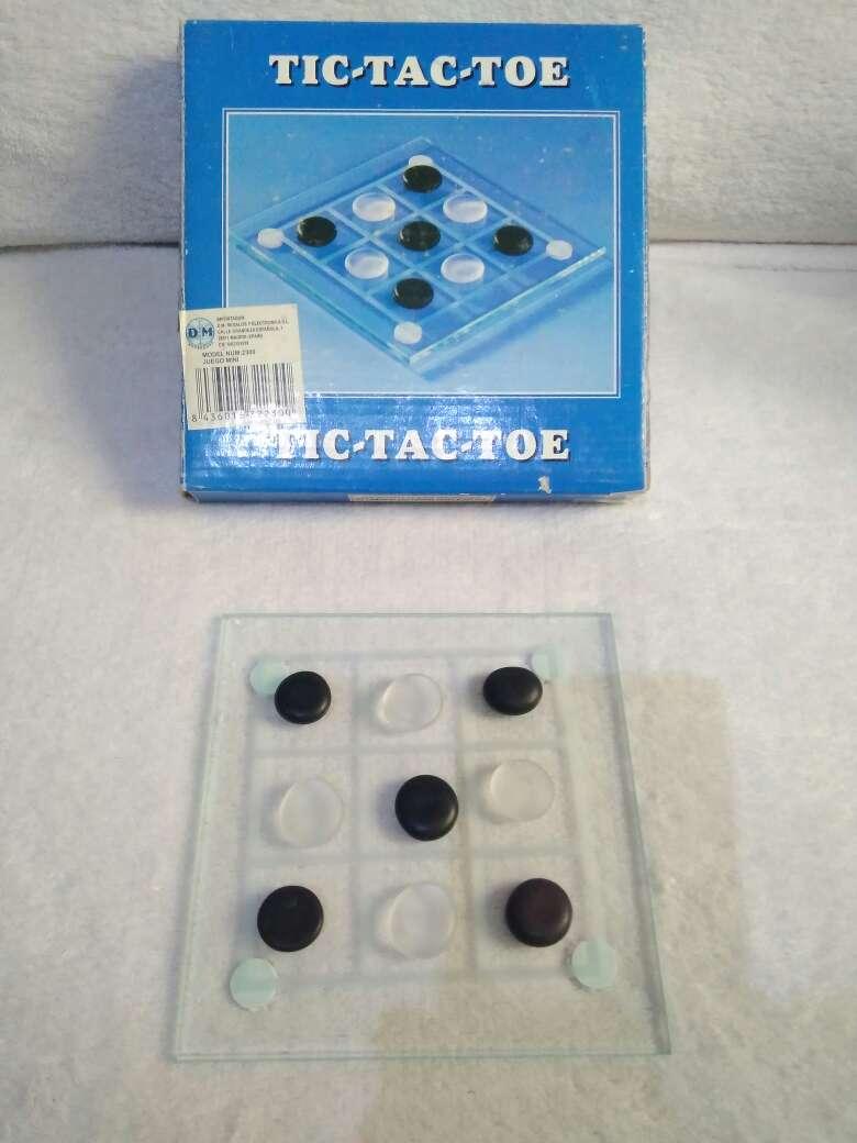 Imagen producto Tic TAC Toe 3