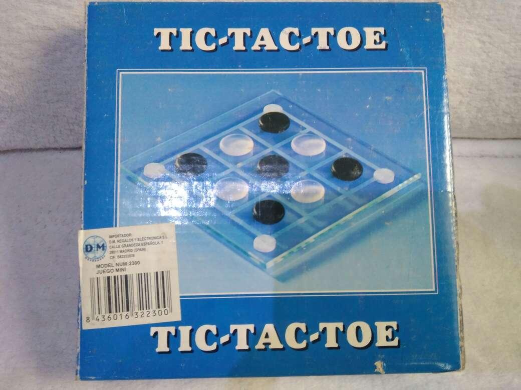 Imagen Tic TAC Toe