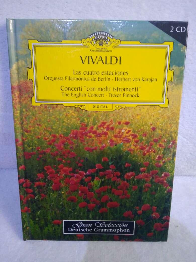 Imagen 2 CD VIVALDI