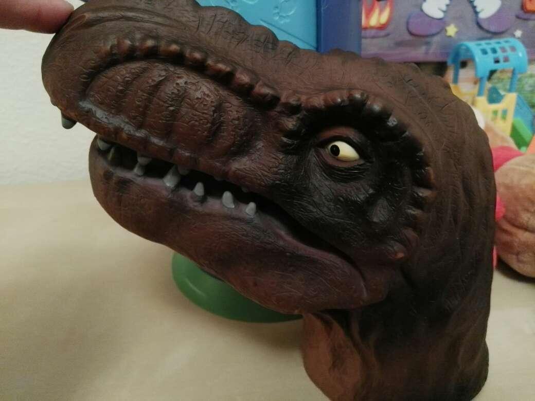 Imagen Cabezas de dinosaurios