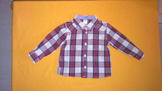 Imagen Camisa bebé, 9 meses