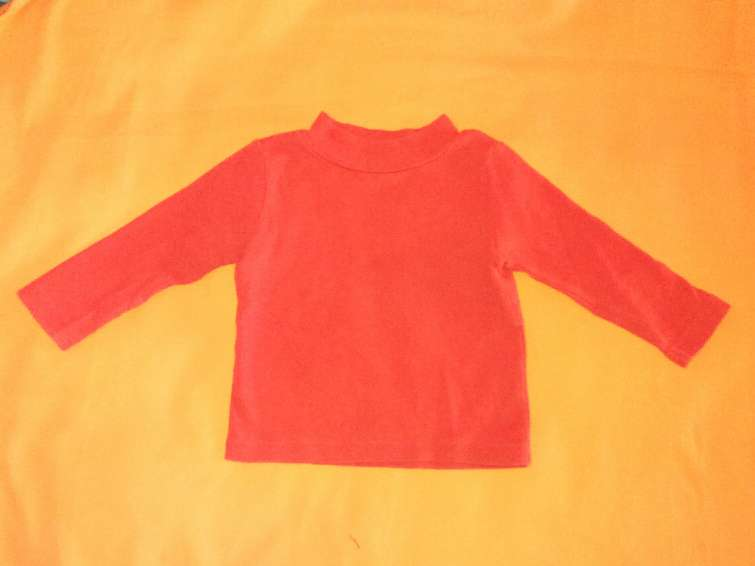 Imagen Camiseta gordita bebé, 12m.