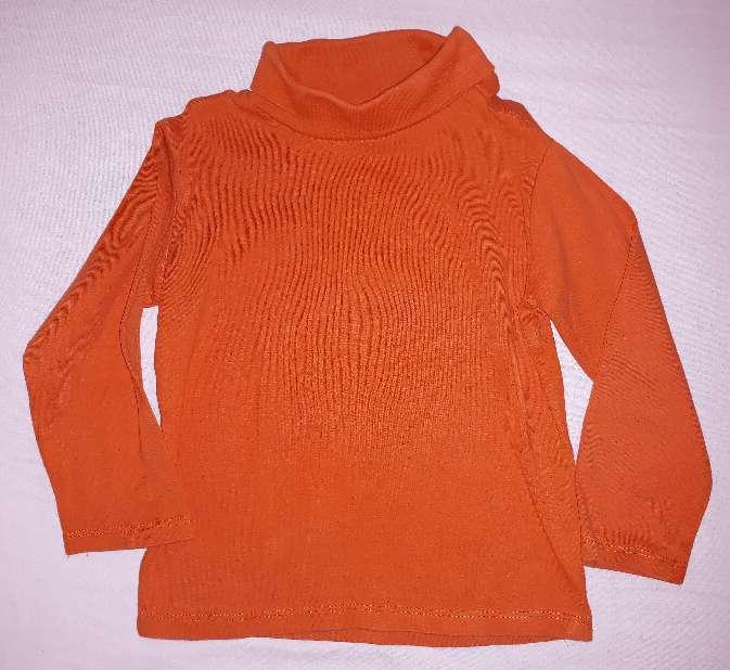 Imagen Cuello alto naranja, 4 años