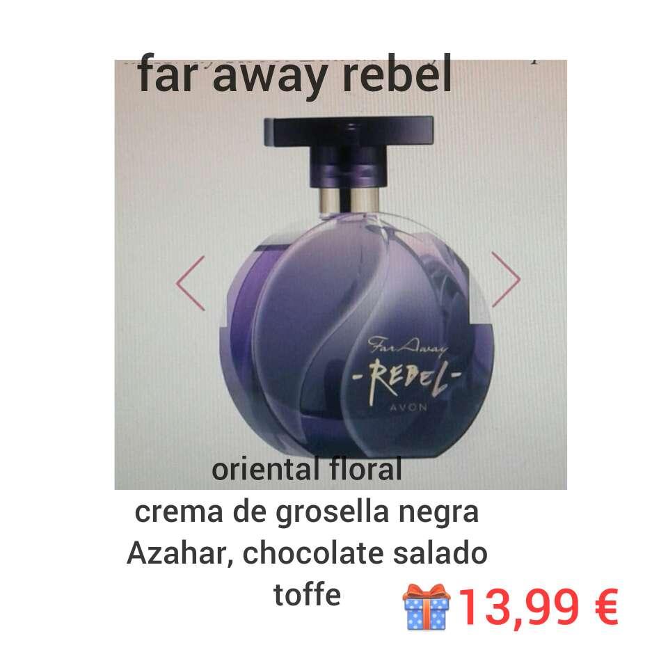 Imagen far away eau de parfum