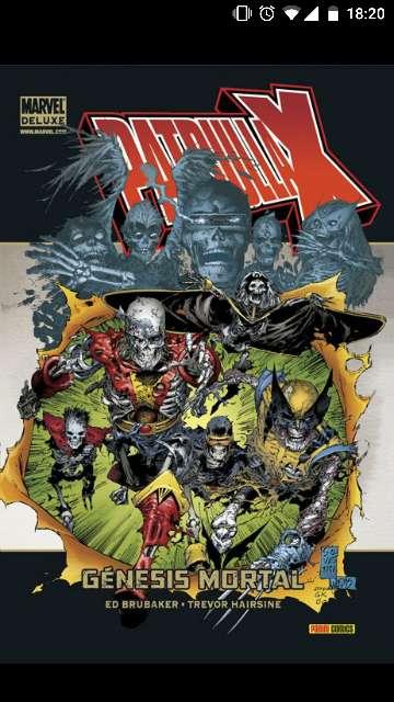 Imagen Busco y compro Marvel Deluxe