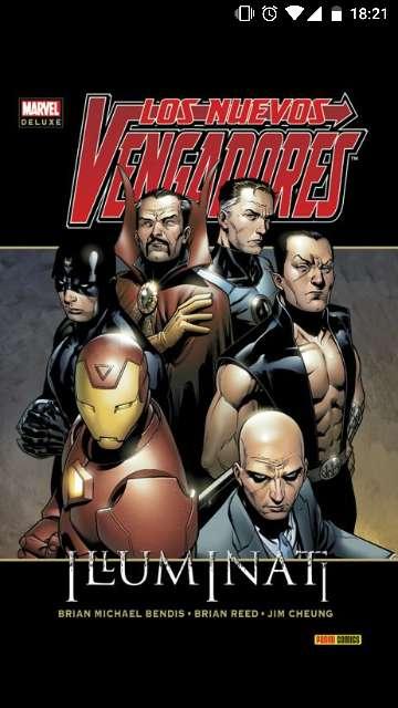 Imagen producto Busco y compro Marvel Deluxe 2