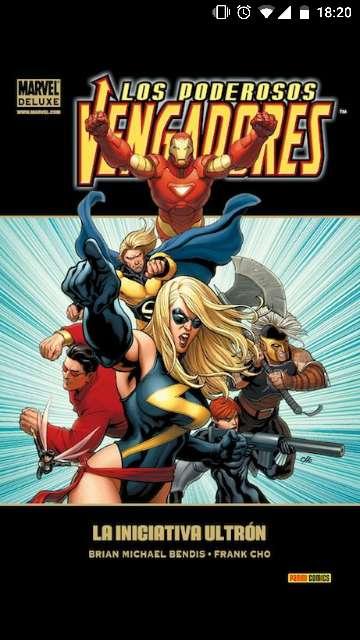 Imagen producto Busco y compro Marvel Deluxe 4
